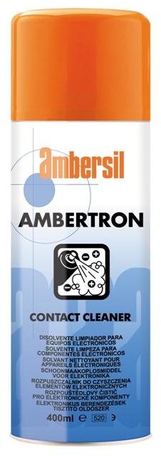 AMBERSIL AMBERTRON 400ML - ŚRODEK CZYSZCZĄCY DO ELEKTRONIKI