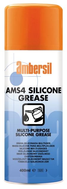 AMBERSIL AMS4 SILICONE GREASE 400ML - SMAR SILIKONOWY 31566-AA