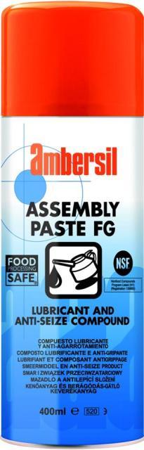 AMBERSIL ASSEMBLY PASTE FG 400ML - PASTA ROZRUCHOWA I MONTAŻOWA 31587-AA