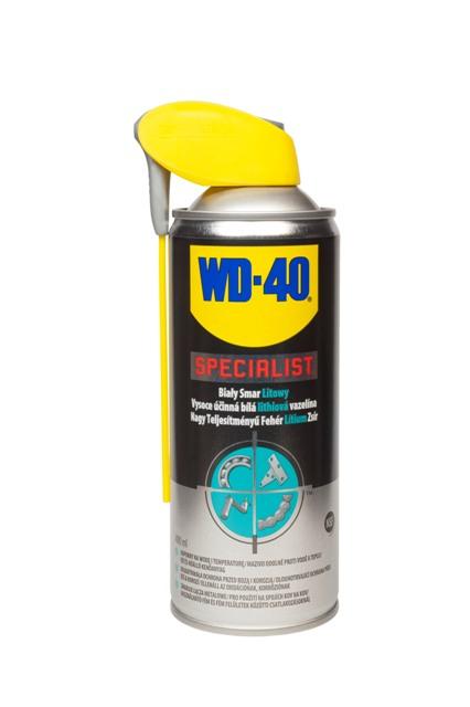 WD-40 SPECIALIST 03-102 SMAR BIAŁY LITOWY 400ML