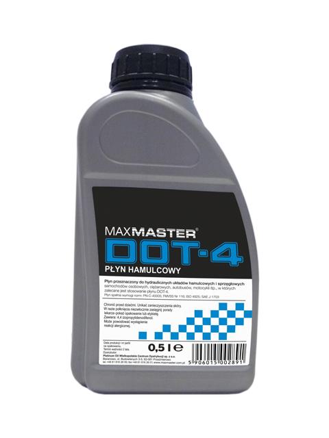 MAXMASTER DOT-4 500ML