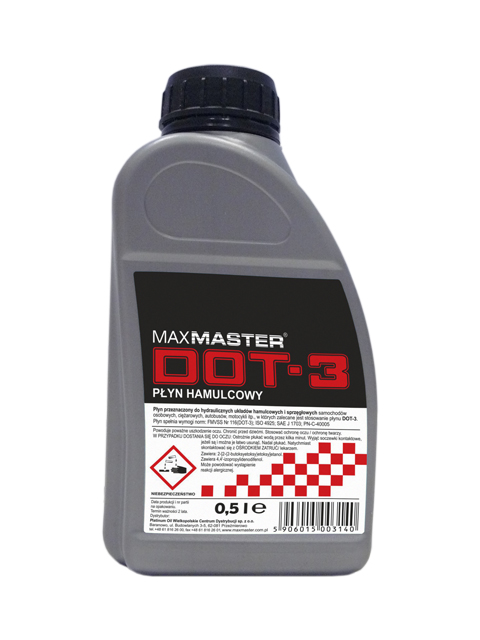 MAXMASTER DOT-3 500ML