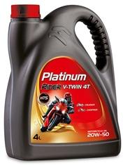 PLATINUM RIDER V-TWIN 4T 20W-50  B4L