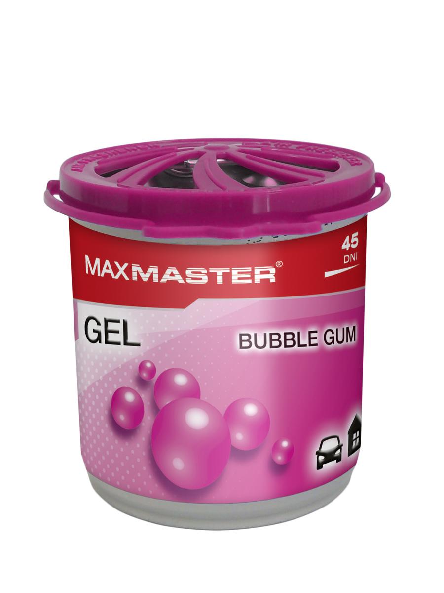 MAXMASTER ZAPACH GEL Bubble Gum 160g