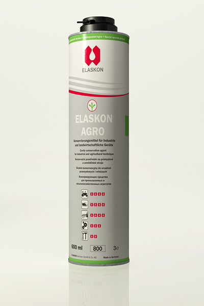 ELASKON AGRO 600ML SPRAY