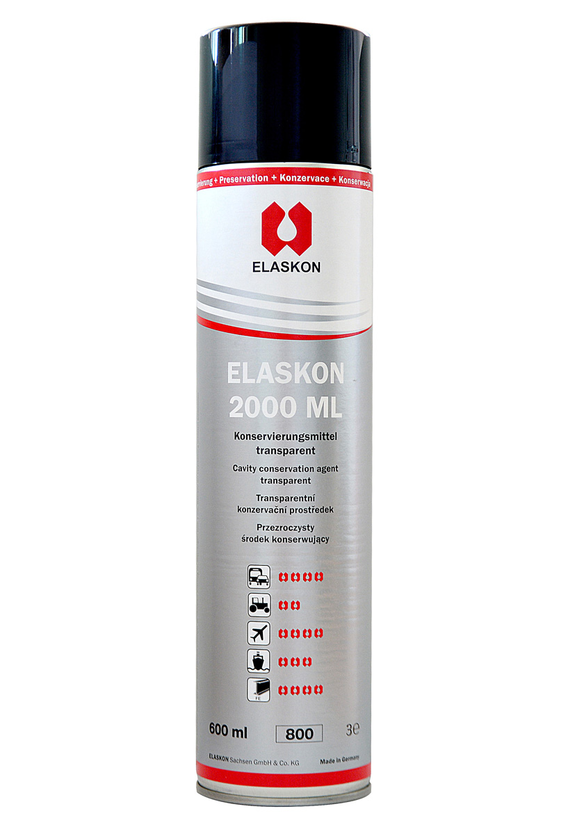 ELASKON 2000 ML 600ML SPRAY
