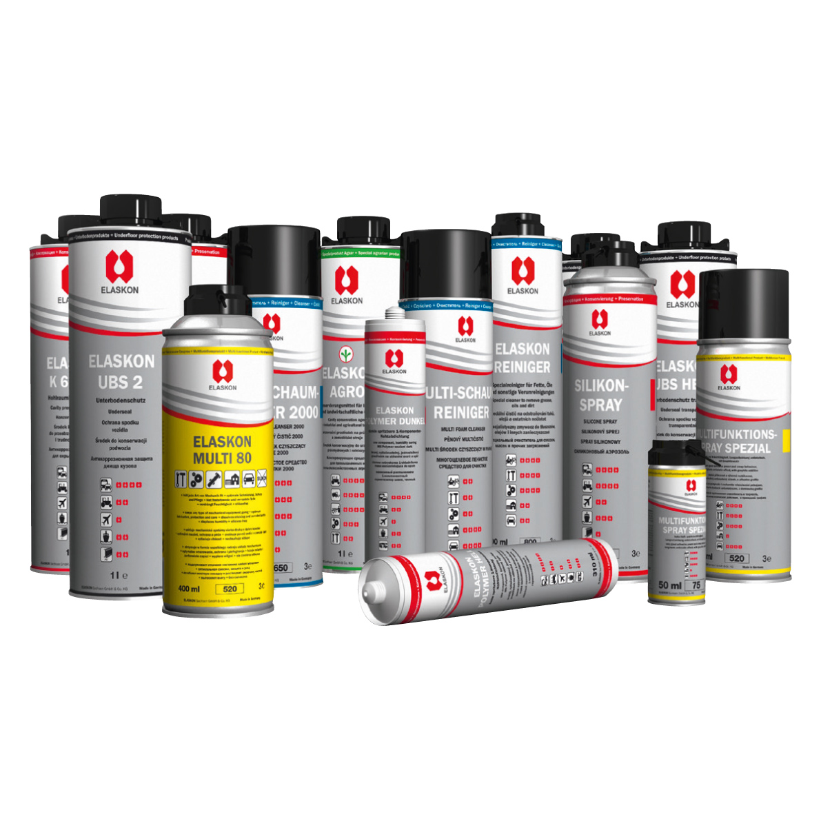 ELASKON UBS 2 500ML SPRAY