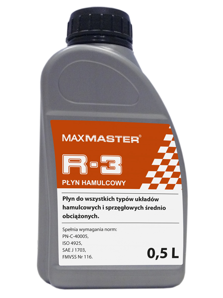 MAXMASTER R-3 500ML