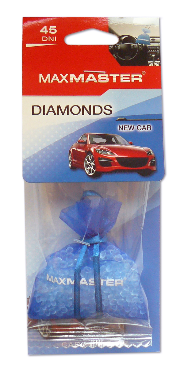 MAXMASTER ZAPACH DIAMONDS NEW CAR