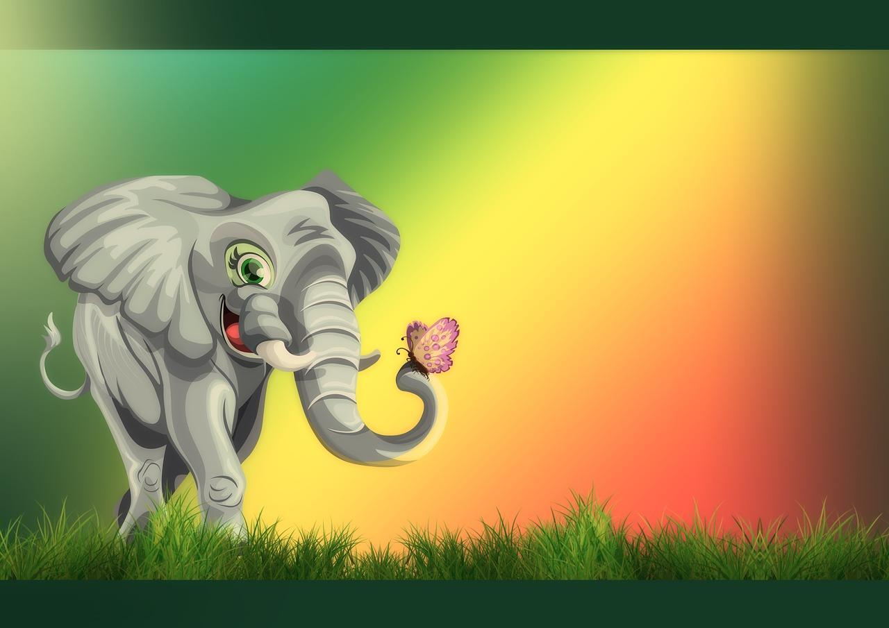Berta The Elephant
