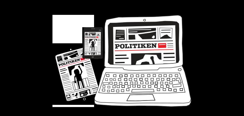 avisabonnement tilbud politiken