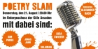 Poetry Slam in den Köln A
