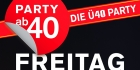 Party ab 40