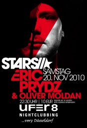 Stars with Eric Prydz