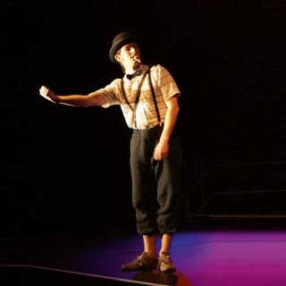 Offene Bühne in der Zirkusfabrik Kulturarena