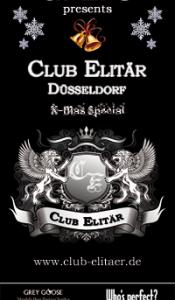 Club Elitär X-Mas Party