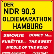 Ndr 90,3 Oldiemarathon Hamburg: Die Hit Auf Hit Party