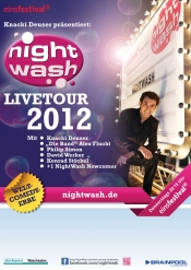 NightWash Livetour 2012