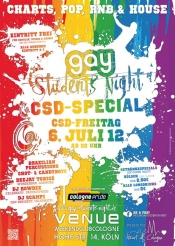 Gay Students Night