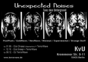 Unexpected Noises
