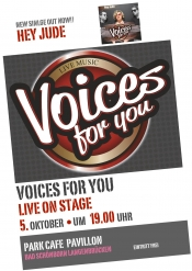Voices For You Konzert