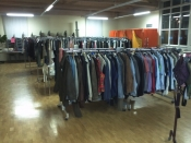 Sellout Bazar Secondhand fr Erwachsene in Stgt-Plieningen