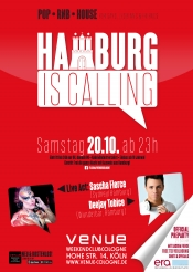 Hamburg is calling