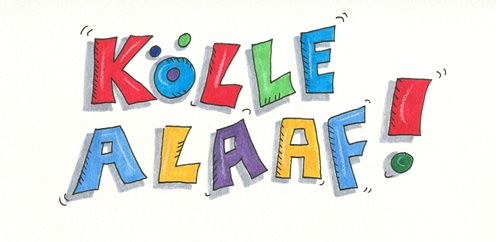 "Karnevals-Party ""11.11. Kölle Alaaf"""