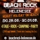 Beach Rock Helenesee 2013