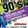 Feel The 90s Gera - Staract: Benjamin Boyce (Cita) Live &amp; Dj Dorfdisse 95