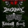 Blood Feast 9 Mit Deadborn + Revel In Flesh + Lifeless + Agrace