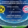 Uefa Champions League Finale 2013 - Public Viewing