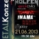 Metal Konzert Mit Erick Avila, Wolfen, Tumulus, Ashby, Blackfyre Rebellion, And The Name(Nl)