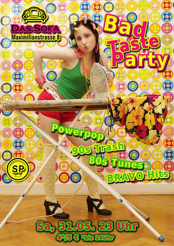 Marvelous Party Einladung/bad Taste Party Einladung #13: Bad Taste Party Einladung U2013 Dressbuying, Einladungs