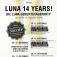LUNA 14 YEARS ! GRILLEN & CHILLEN