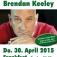 Brendan Keeley - The Irish Night Frankfurt