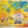 """""""Reisen in Afrika""""-malerische Impressionen"""