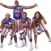 The Harlem Globetrotters: 90th Anniversary Tour 2016