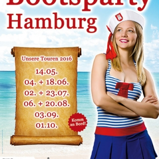 Bootsparty Hamburg