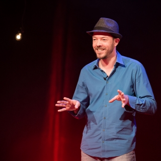 """""""Boing!"""" Comedy Club Special: Manuel Wolff Solo (+support)"""