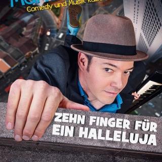 """Manuel Wolff - """"Zehn Finger für ein Halleluja!"""""""