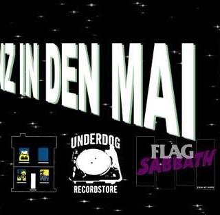 Tanz In Den Mai: Don't Tell Dad! Meets Flag Sabbath