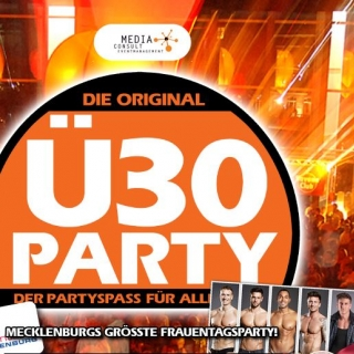 Ü30 Frauentags-Party im Alpincenter Wittenburg