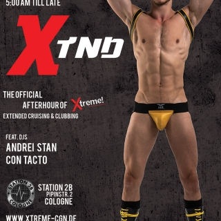 XTND, the official after hour of Xtreme!