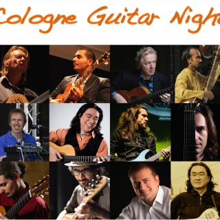 Cologne Guitar Night I