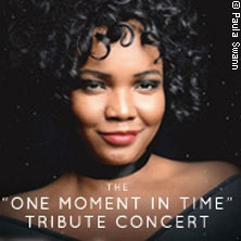 Whitney Houston One Moment In Time Live Performed By Uk`s No. 1 Nya King & Band