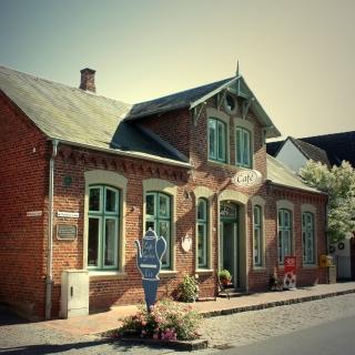 """""""Eiderstedt's Kirchen"""" Holzschnitte und Zeichnungen"""