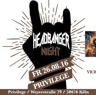 Headbanger Night