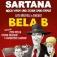 Bela B in Sartana - noch warm und schon Sand drauf