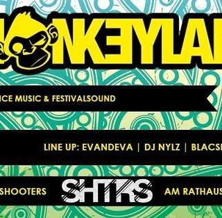 Monkeyland // FR // 15.07.2016 // Diskothek Shooters